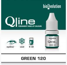 Qline GREEN120-5ml.