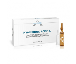HYALURONIC ACID 1 % 2ml.X 10