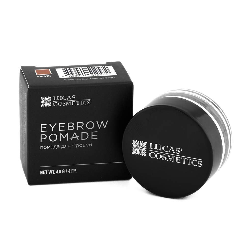 ПОМАДА ДЛЯ БРОВЕЙ BROW POMADE (BROWN)